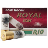 "Rio Royal Star Slug 12 ga 2 3/4""  1 oz Slug 1200 fps - 5/box"