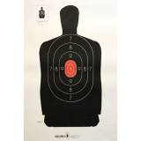 Speedwell Official NRA Police Qualification Silhouette