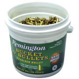 Remington Bucket of .22 LR High Velocity 36 gr Rimfire Ammo - 1400/box
