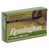 Remington Premier Match Centerfire Rifle Ammunition .223 Rem 69 gr BTHP 3000 fps - 20/box
