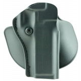 Safariland Model 5198 Open Top Concealment Paddle & Belt Loop Combo Holster with Detent