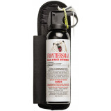 Sabre Frontiersman Bear Spray and Attack Deterrent with Holster