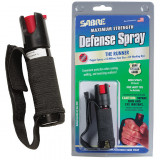 Sabre Runner Defense Spray with Hand Grip