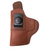 Tagua Gunleather Super Soft Inside The Pant Holster Fits Ruger LC9 Brown Right Hand