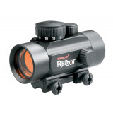 Tasco 30mm Sight with .22 Mount - 1x30mm 5 MOA Red Dot Matte