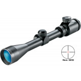Tasco World Class Rifle Scope - 3-9x40mm Illum. Mil-Dot 41-15' 3.5