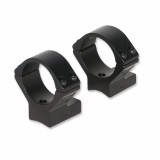 Talley Lightweight Alloy Scope Mounts - Black Anodized - 30mm - Low, Winchester 70 (.860) SA & SM, Montana 1999