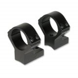 Talley Lightweight Alloy Scope Mounts - Black Anodized - 30mm - High, Remington .700-721-722-725-40X, Howa 1500