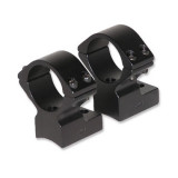 "Talley Lightweight Alloy Scope Mounts - Black Anodized 1"" - High, Montana 1999, Winchester 70 (.860) Std. Cal. & Short Mag."