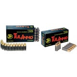 Tula Centerfire Handgun Ammunition 9mm Luger 115 gr FMJ 1150 fps 50/box