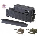 TAPCO Intrafuse AK-47 Handguard with Bottom Rail