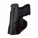 Tagua Inside the Pant Holster For Glock 43 Right Hand Black