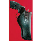 Uncle Mike's GunMate Model 210 Hip Holsters Medium Frame Revolver up to 4