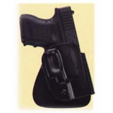 Uncle Mike's Kydex Open Top Design Holsters Paddle - Right Hand  - For Glock 17, 22, 19, 23