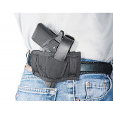 Uncle Mike's Belt Slide Holsters Fits Autos and Revolvers