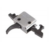 CMC Triggers Ultimate Survival AR15 Trigger Stage 2 Curved 1lb/3lb
