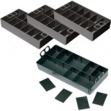 SmartReloader 3 Modular Organizer Trays for Ammo Can .50 cal