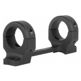 DNZ Scope Mount - Browning X-Bolt SA 30mm, Medium, Black