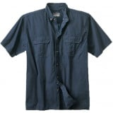Woolrich Elite Short Sleeve Zip-Up Instructor Shirt