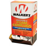Walker's Foam Ear Plugs (200 pair/box)