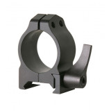 "Warne Maxima Quick Detach Scope Rings - 1"" High, Matte"