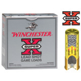 "Winchester Super-X High-Brass 20 ga 2 3/4""  1 oz #5 1220 fps - 25/box"