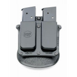 Fobus .45 Double Magazine Paddle Pouch Single Stack