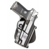 Fobus Standard Paddle Holster for Ruger P85|Ruger P89 Black Right Hand
