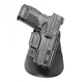 EVOLTION PADDLE HOLSTER FOR SPRINGFIELD XDS .45, 9MM & .40 RH BK