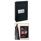 Stack-On Personal Wall Safe with Electronic Lock