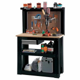 Stack-On Reloading Workbench with Back Wall