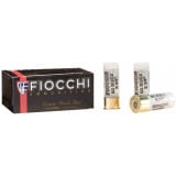 "Fiocchi Nickel-Plated Low Recoil Buckshot 12 ga 2 3/4"" #00 Buck - 10/box"