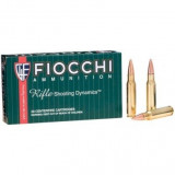 Fiocchi Rifle Shooting Dynamics Centerfire Rifle Ammunition .308 Win 150 gr FMJ 2890 fps - 20/box