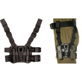 Blackhawk Tactical Holster Platform - Black