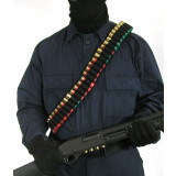 Blackhawk 55rd Shotgun Bandoleer - Black