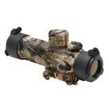 Truglo Gobble Stopper 30mm Dual Color Red Dot Sight - Illum. 3 MOA Center Dot Reticle Realtree APG