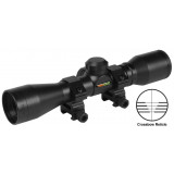 Truglo 4x32 Crossbow Scope Crossbow Reticle