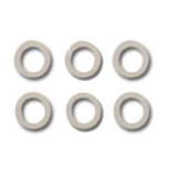 GrovTec Bulk Parts - White Spacers