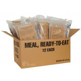 Atlantico MRE'S Ready Eat without Heater - 12/ct