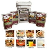 Wise Company 52-Serving Emergency Prepper Pack