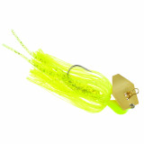 Z-Man Chatterbait Lure Jig Bladed 1/4 oz - Chartreuse