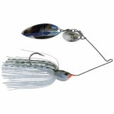Z-Man SlingbladeZ Spinnerbait Double Willow Spinner Lure 3/8 oz - W/C Greenback Shad