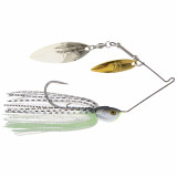 Z-Man SlingbladeZ Spinnerbait Double Willow Spinner Lure 1/2 oz - W/W Spot Remover