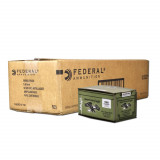 Federal  XM855 Green Tip Ammunition 5.56mm 62 gr FMJ Green Tip 1200/Box