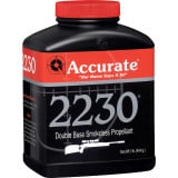 Accurate Powder 2230 Rifle Powder 1 lbs