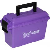 MTM Military Style Ammo Cans Tall .30 Caliber Purple
