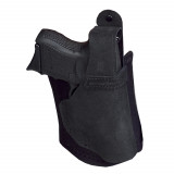 Galco Walther PPS 9mm Ankle Lite Right Hand Black