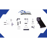 Anderson Manufacturing Lower Parts Kit - Stainless Steel Hammer and Trigger