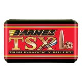 "Barnes TSX Bullets 6mm .243"" 85 gr HPBT 50/ct"