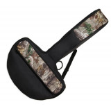 Bulldog Compact Cross Bow Case - Black With Camo- 41 Inch X 25 Inch